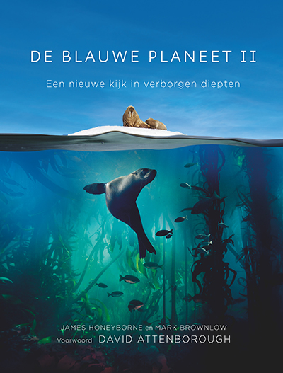 De blauwe planeet II James Honeyborne