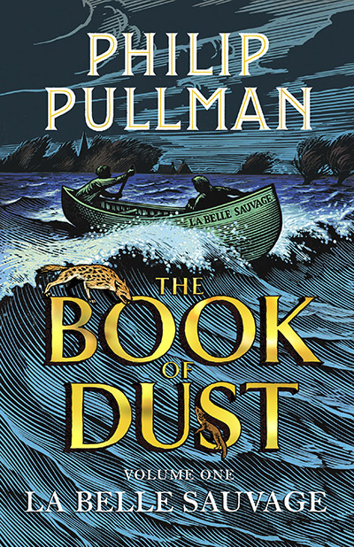 The book of Dust (+ gratis tas) Philip Pullman